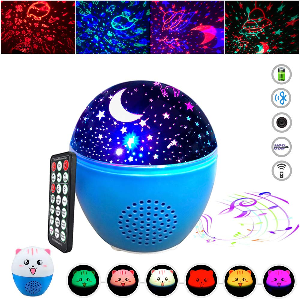 3in1 Night Lights for Kids